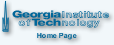 Georgia Tech Home Page